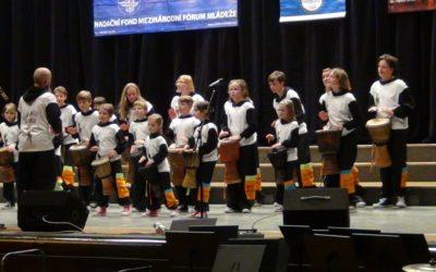 """XII. mezinárodní festival pro děti a mládež """"Svátek jara"""" – Teplice"""