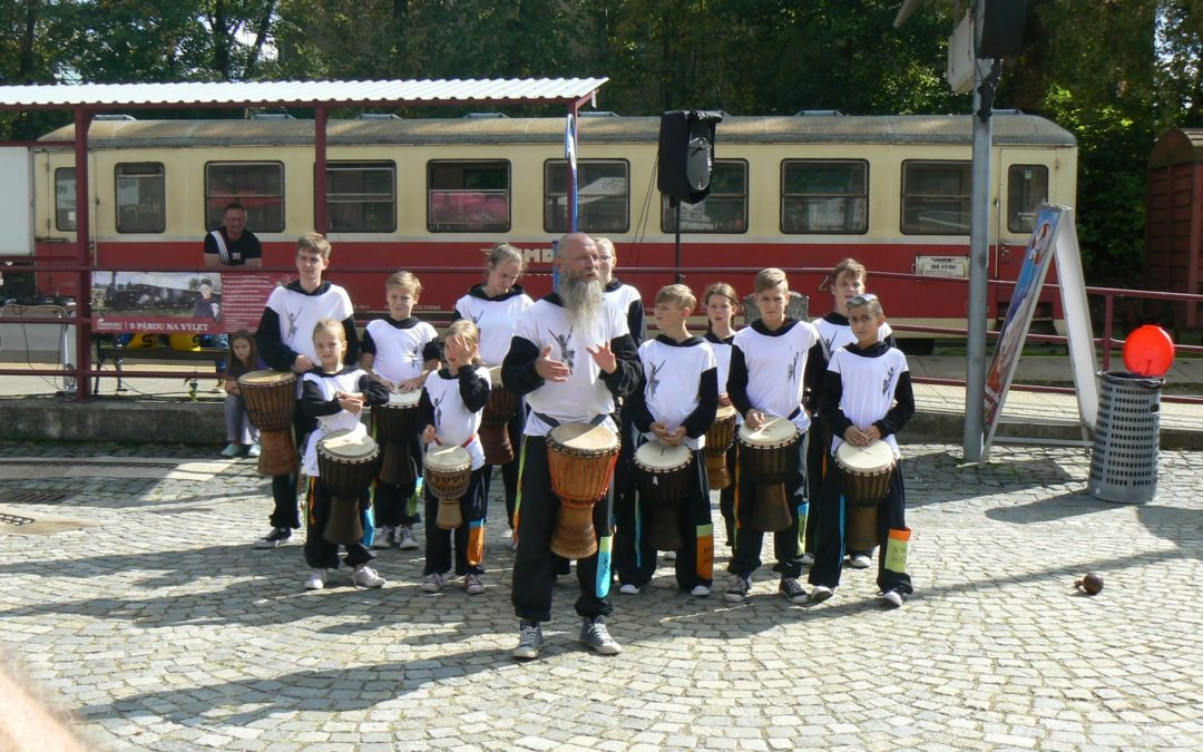 Jindřichův Hradec – Den Železnice