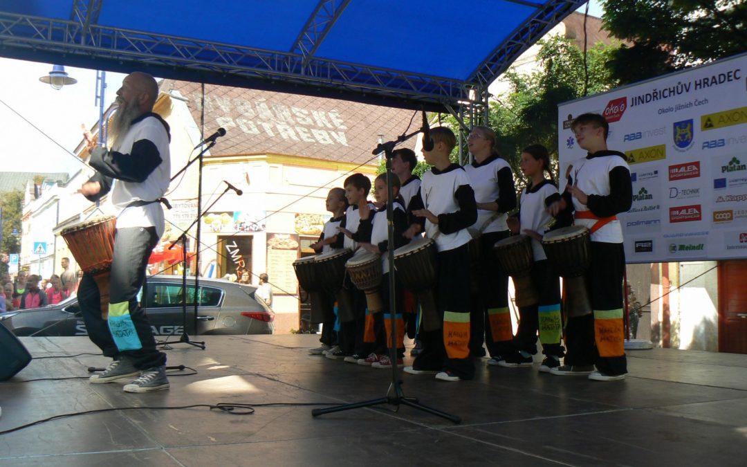Okolo jižních Čech 2018 – J.Hradec